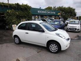 Nissan Micra 1.2 16v ( 79bhp ) Visia 2010 67000MLS IDEAL 1ST CAR