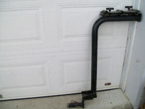2 X Hitch BIKE RACKs for car or van          /SUPPORT A VELO