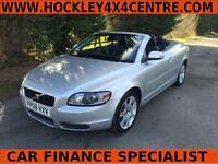 2008 - VOLVO C70 SE 2.0 TURBO DIESEL CONVERTIBLE 6 SPEED MANUAL