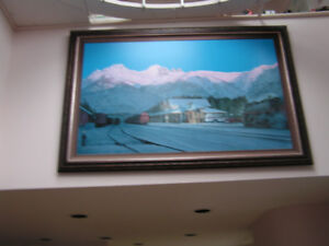 Banff Station by Max Jacqurard