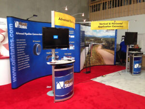 Trade Show Booth Edmonton : Trade show booth kijiji in edmonton. buy sell & save with