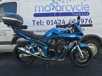 Suzuki GSF650 Bandit ABS / Nationwide Delivery / Finance