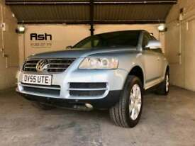 2005 Volkswagen Touareg 2.5TDI SE Sport auto, px swap