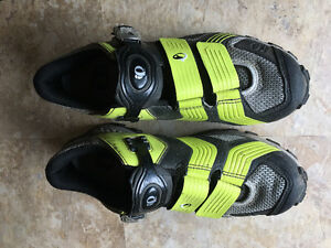 Pearl iZUMi Men's X-Alp Launch Mountain Bike Shoes – size 43