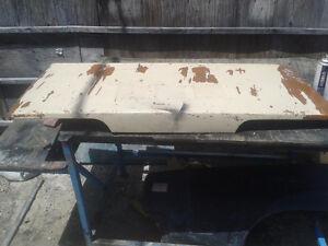 Used original trunk lid fits a 1971-73 Chevy Vega Coupe Belleville Belleville Area image 3
