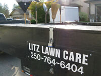 AERATION OF MOST LAWNS ($40.00)