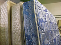 MATELAS QUEEN & DOUBLE Twin  LIT , BEDS ,MATRESSES DELIVERY