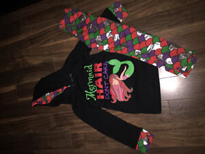 Girls size 5 outfit new
