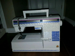 Husqvarna viking model #1+ sewing / embroidery machine