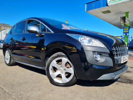 🔥ONLY 32K MILES🔥 PEUGEOT 3008 EXCLUSIVE 1.6 HDI (2010) HPI CLEAR!