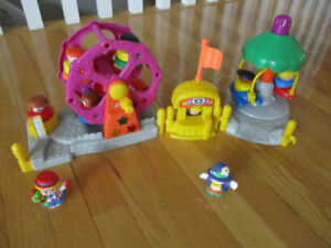 Fisher-Price Little People Midway Rides