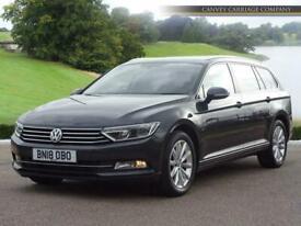 image for 2018 Volkswagen Passat 1.6 TDI SE Business (s/s) 5dr Estate Diesel Manual