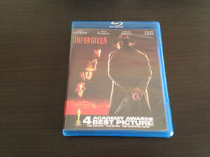 Unforgiven from Clint Eastwood blu-ray Disc