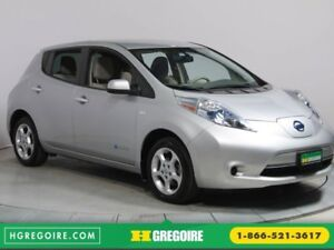 2012 Nissan Leaf SV BLUETOOTH NAVIGATION MAGS