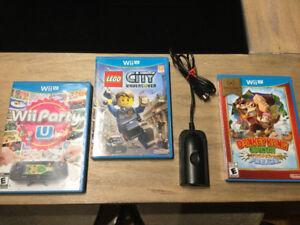*Lego Undercover - Donkey Kong Tropical - adaptateur gamecube