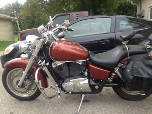 2005 Honda shadow 1100