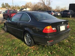2001 BMW 3 SERIES 325CI * RWD * LEATHER * SUNROOF London Ontario image 4