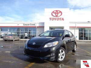 2013 Toyota Matrix XR AUTO 9500kms!!! ONE OWNER