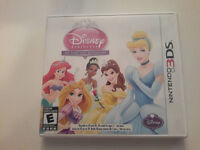 3DS Princesses Disney