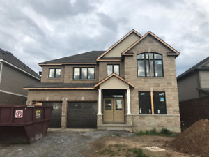 BRAND NEW 4 bdrm 2 Storey Home / River Estates in Fonthill