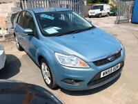 Ford Focus 1.6 ( 100ps ) 2009.5MY Style