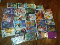 More than 25 kids VHS movies