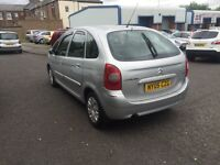 Citreon Picasso 2.0 diesel, only 87000 miles,£899.