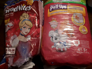 Free diapers size 4t-5t