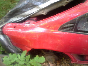 toyota mr2 turbo 900 o.b.o rust free shell parts only Kitchener / Waterloo Kitchener Area image 7