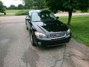 2005 SUBARU OUTBACK XT AWD! Priced to sell