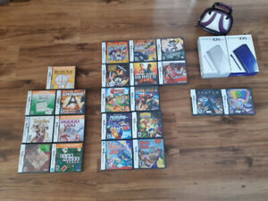 Lot nintendo ds