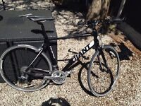 Giant Rapid 4 Hybrid Bike