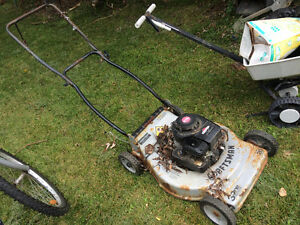 Craftsman 3.75hp for parts