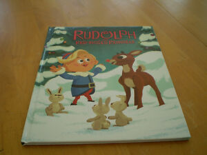 RUDOLPH THE RED NOSED REINDEER BOOK Windsor Region Ontario image 1