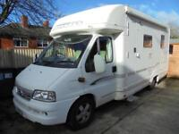 BESSACARR E710, 2 BERTH, FIXED REAR BED, LOW MILEAGE,