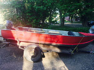 12 foot boat.