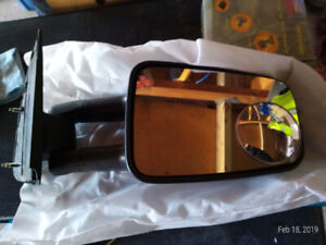 Chevy Manual tow mirrors