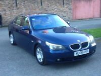 BMW 525D FULL YEAR MOT SERVICE HISTORY READY TO DRIVE AWAY TODAY