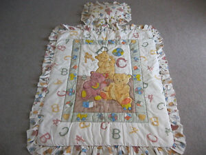 Beautiful Blankets/ crib mats for baby/kids  clean