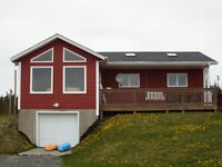 REDUCED BY 20K Private beach & dock, Cottage Brigus Junction