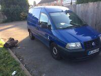 Fiat scudo 2.0 diesel for sale or swap 130000 miles
