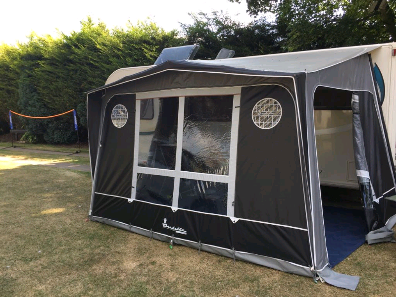 Isabella awning - magnum 250 coal | in Countesthorpe ...