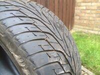 Hankook Ventus Tyre 285/45/19