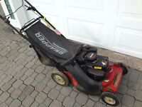 Commercial Snapper 2-cycle Lawn Mower