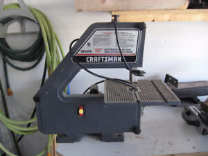 10 in. craftsman band saw