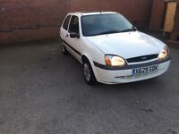 Hi for sale Ford Fiesta 1.3 petrol mot full ledbook