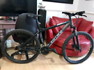"""Carrera vengeance mountain bike"""" large frame"""" great condition"""