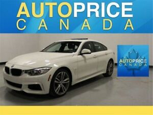 2015 BMW 435i xDrive Gran Coupe XDrive|M-PKG|NAVIGATION AND MORE