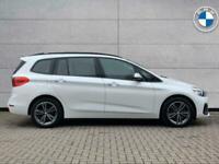 2018 BMW 2 SERIES GRAN TOURER 216d Sport Gran Tourer MPV Diesel Manual