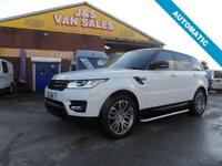 RANGE ROVER SPORT HSE DYNAMIC 5D AUTO 288 BHP 1 OWNER